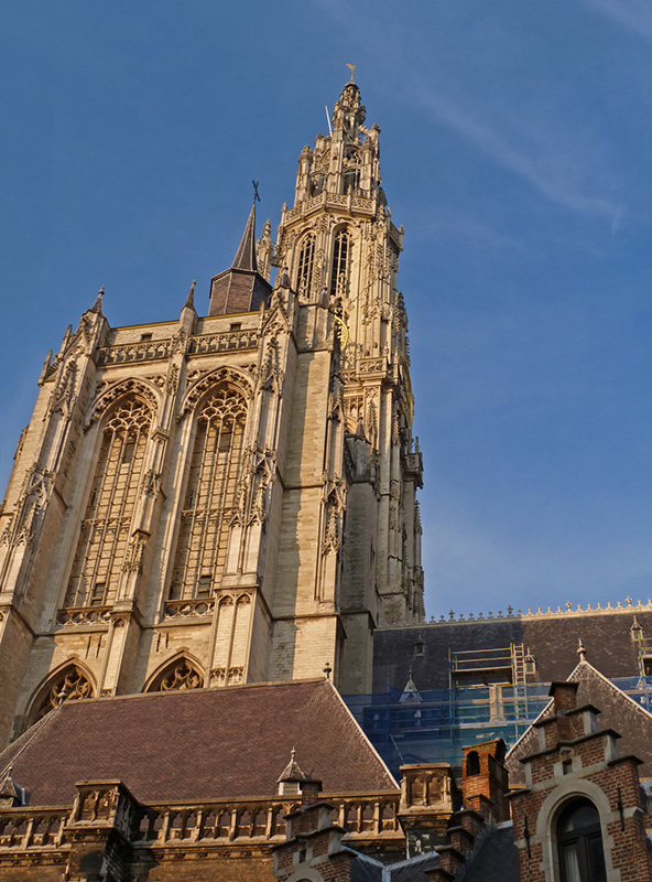 St Mary's Cathedral :: Onze Lieve Vrouwe Kathedraal