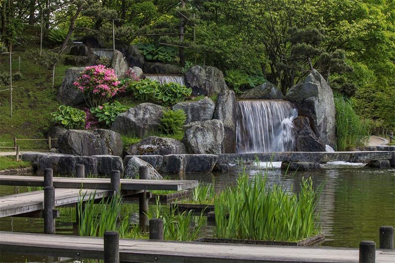 Le Jardin Japonais En Belgique